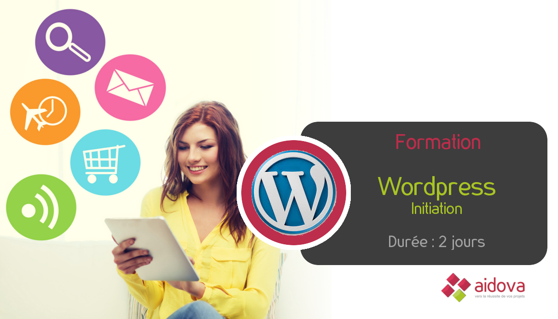 Formation WordPress (initiation) à Avignon