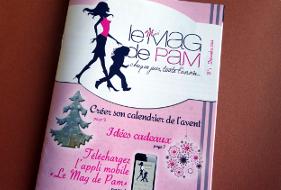 Lancement du Mini-Mag de Pam, le magazine de vos sorties en Provence