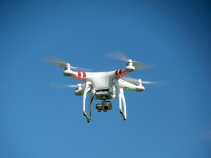 Le drone, nouvelle technologie de prises de vues révolutionnaire