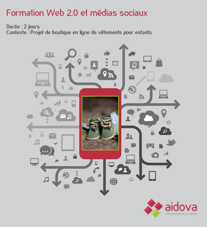 Formation Web 2.0 et médias sociaux