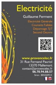 Provencelec.fr, un site Web audité par Aidova sur l'aspect règlementaire