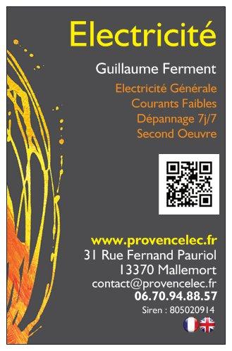 Provencelec.fr, un site Web audit par Aidova sur l'aspect règlementaire