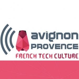 "Avignon Provence obtient le label ""French Culture Tech"" !"