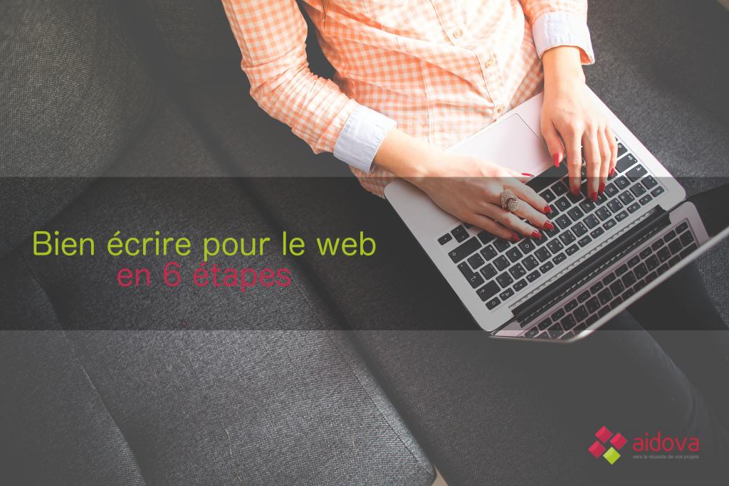 Bien écrire pour le Web en 6 étapes © Foundry, Pixabay