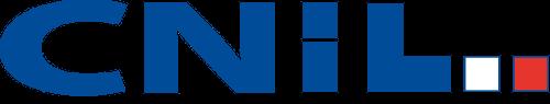 Logo de la CNIL, Commission Nationale de l'Informatique et des Libertés