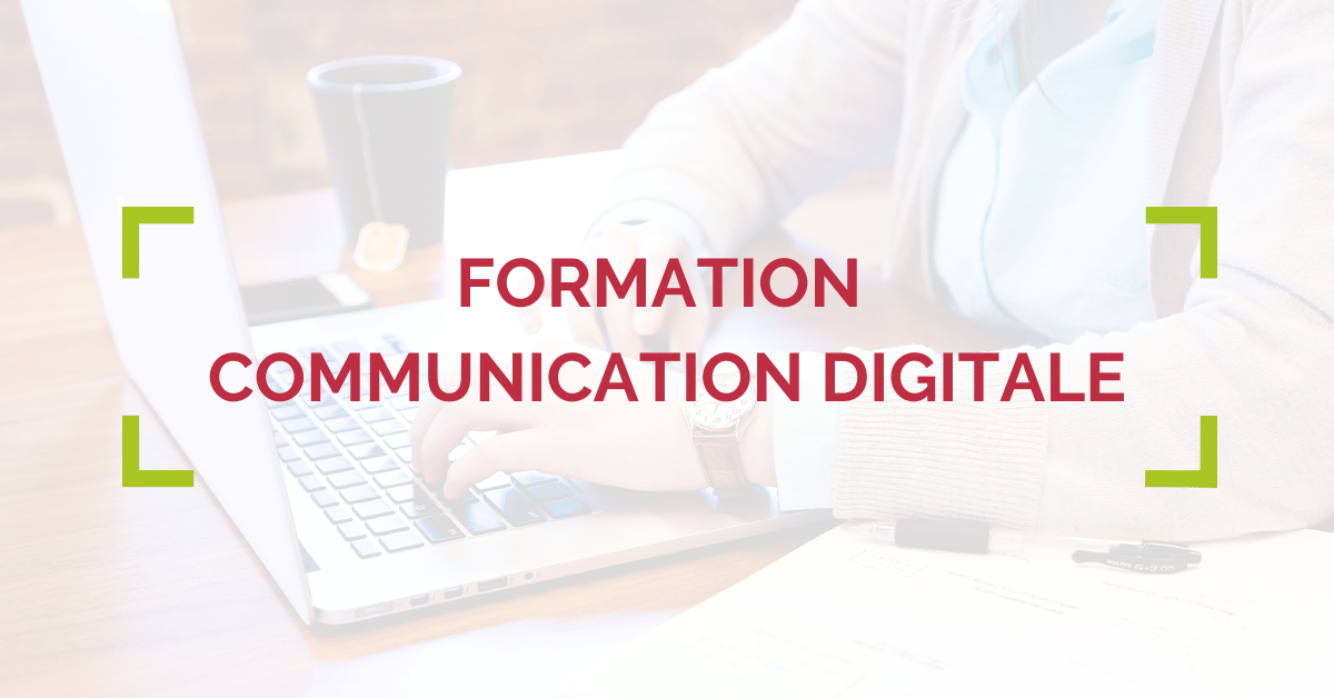Formation Communication Digitale dans le Gard